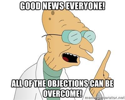 objections meme