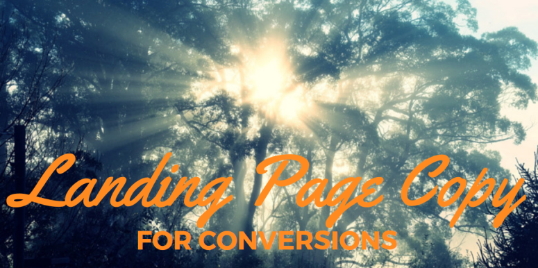 landing page copywriting tips