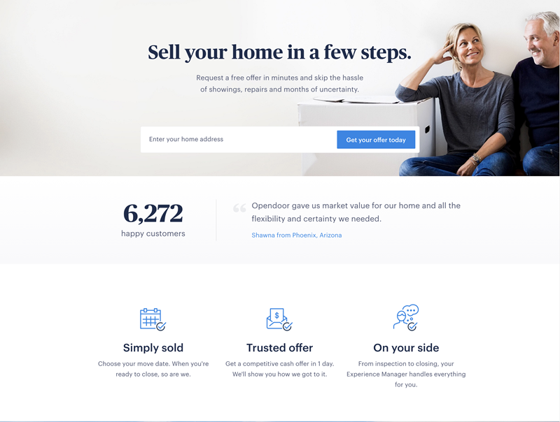emotional landing pages