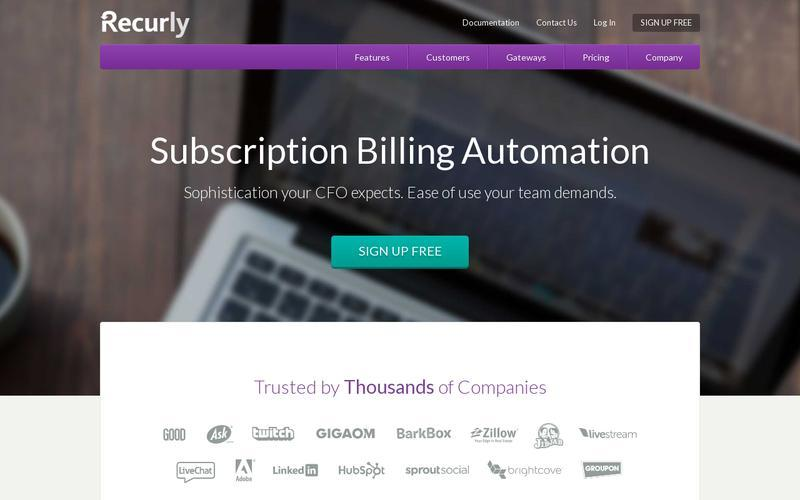 Landing page inspiration use trust signals