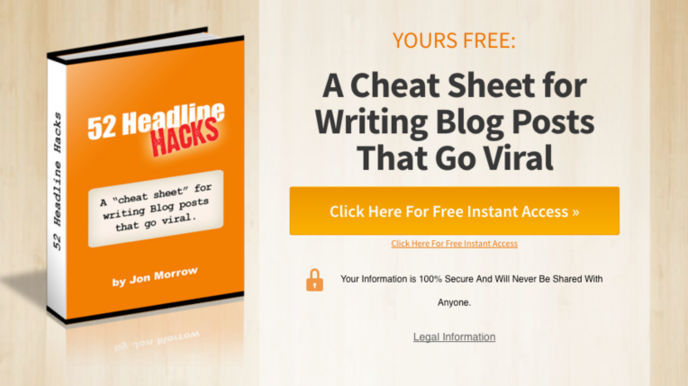 Landing page mistakes bad headlines