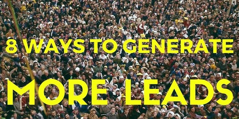 landing pages for lead generation guide