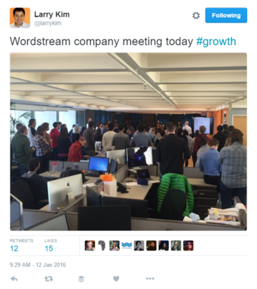 wordstream team