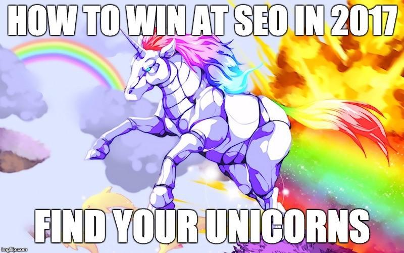 seo unicorns