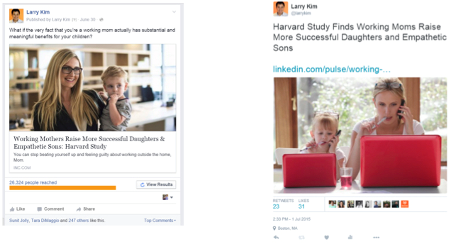 larry kim social ads