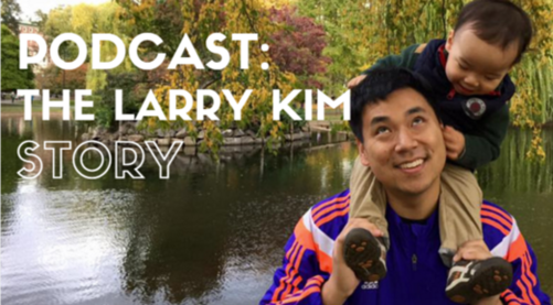 larry kim story