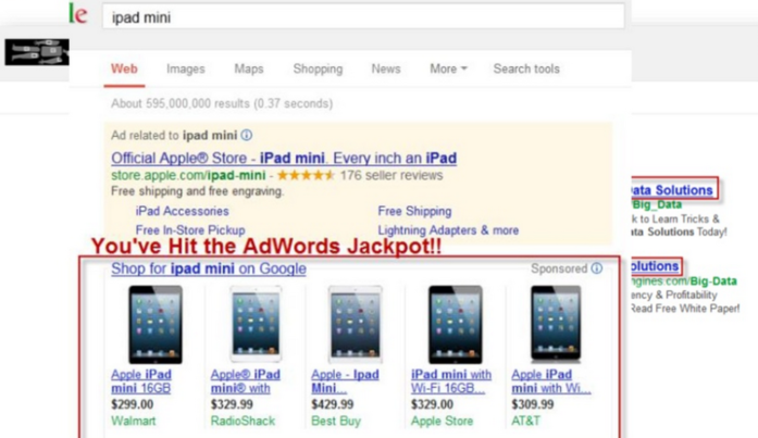 Lead generation strategies bad PPC ads examples