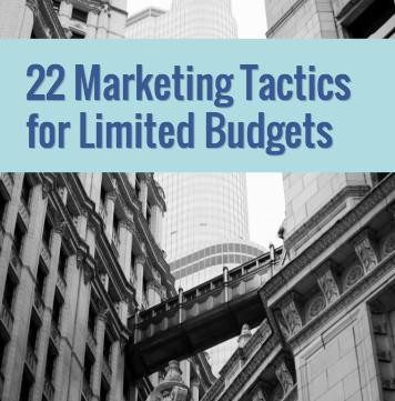 limited budget marketing