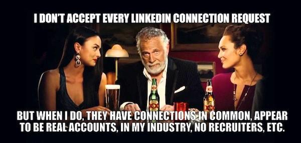 help with writing linkedin connection requests