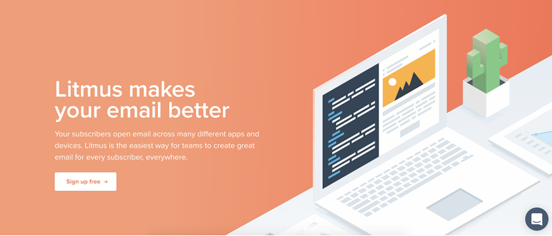 how to choose images for landing pages