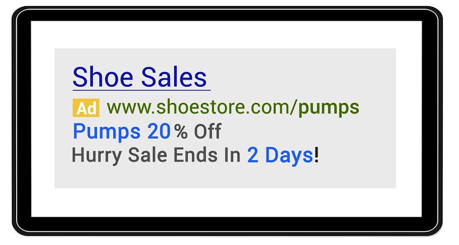 Local marketing tips unique ad copy