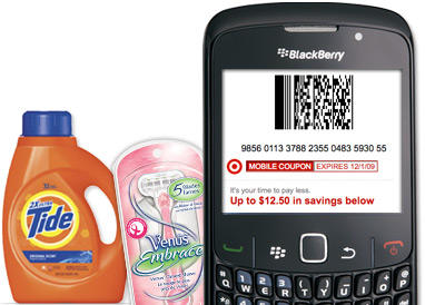 mobile coupons for local marketing