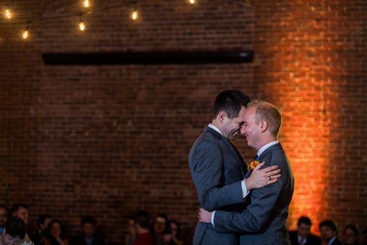 mark irvine wedding