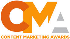 Marketing Awards CMI Content Marketing Awards logo