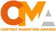 Marketing Awards CMI Content Marketing Awards logo