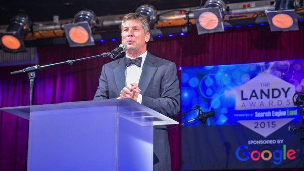 Marketing awards Search Engine Land Landies Awards
