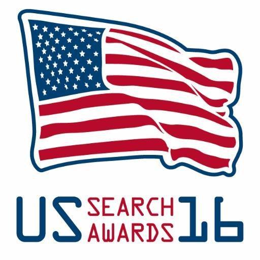 Marketing awards US Search Awards logo
