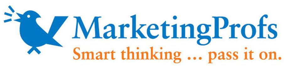 Marketing data MarketingProfs logo