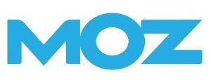 Marketing data Moz logo