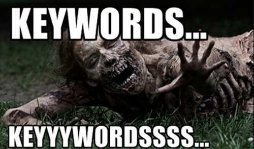 Marketing metrics that need to die Walking Dead zombie meme