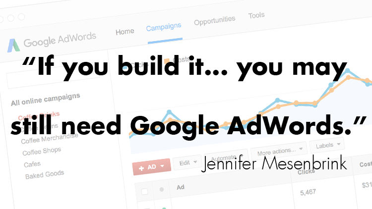 Marketing quotes Jennifer Mesenbrink