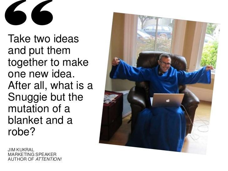 Marketing quotes Jim Kukral