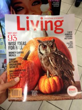 Martha Stewart Inbound keynote Living magazine