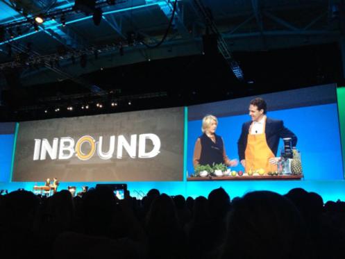 Martha Stewart Inbound Keynote