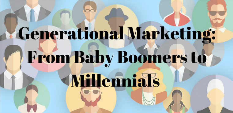 Generational Marketing Tactics