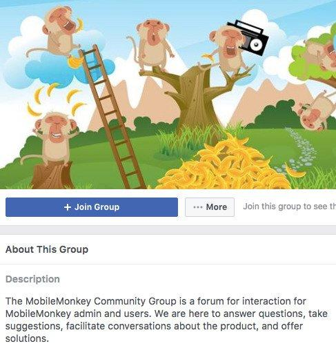 mobile-monkey-create-facebook-group