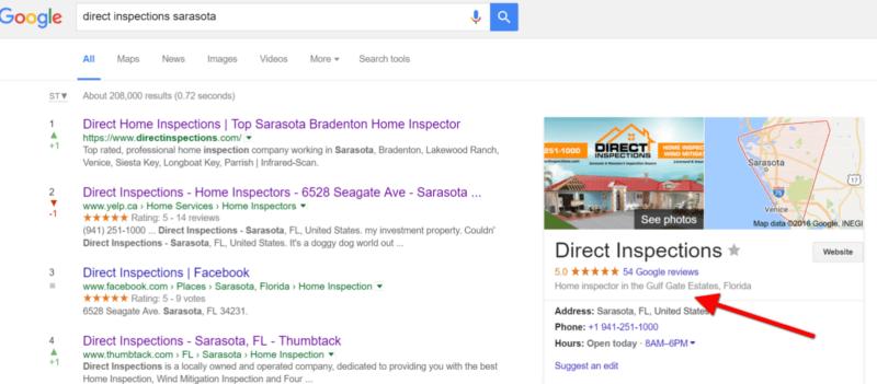 BERT Google Algorithm Update Local