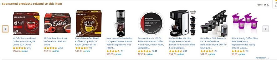Sponsored Products on Amazon