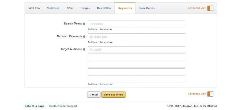 The Ultimate Guide to Amazon Keyword Research | WordStream