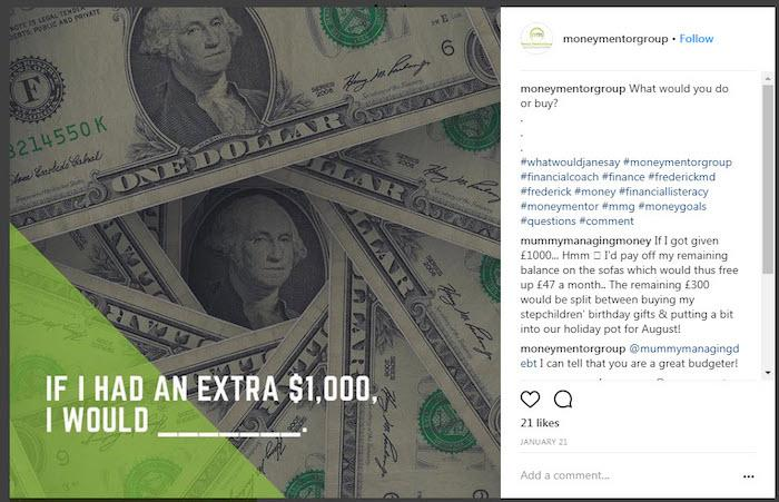 April marketing ideas financial literacy month