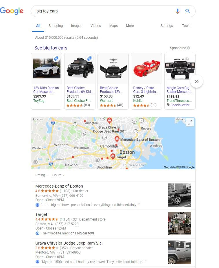 "search results for ""big toy cars"""