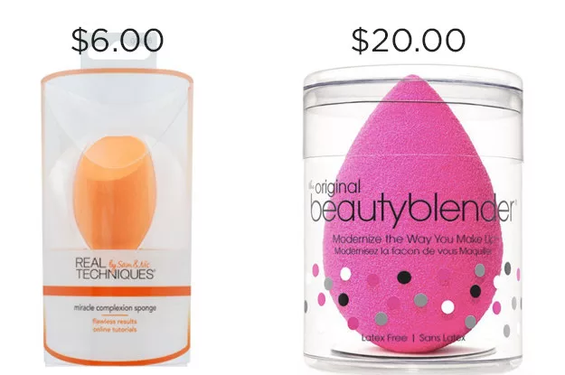 beauty sponge dupes