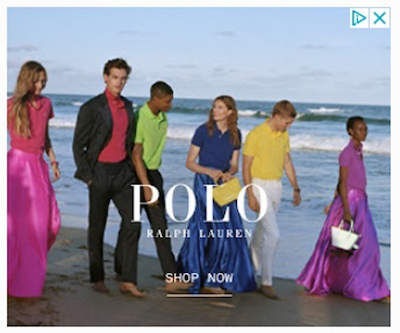 best display ads of 2020-polo example