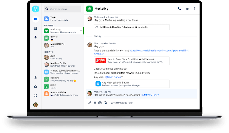 best remote collaboration tools for 2021 chanty