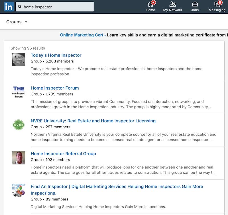 best ways to promote your business linkedin groups