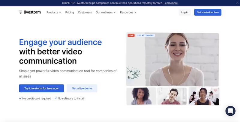 best webinar platforms 2020 livestorm