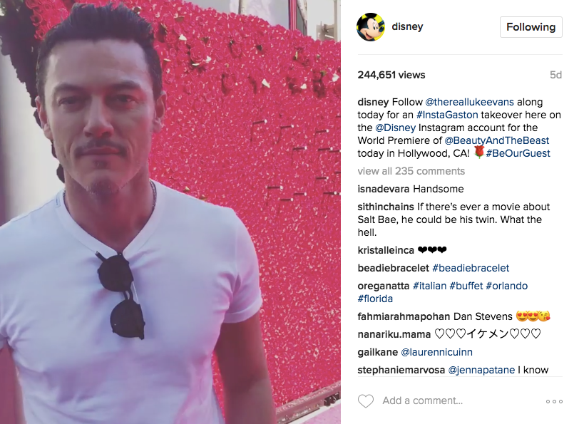 Best Instagram Marketing Campaigns Disney