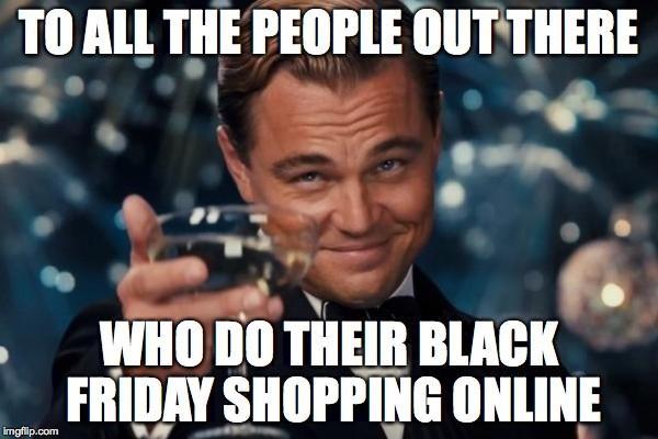 Black Fiveday Meme