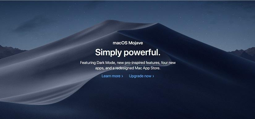 brand story mac simply powerful