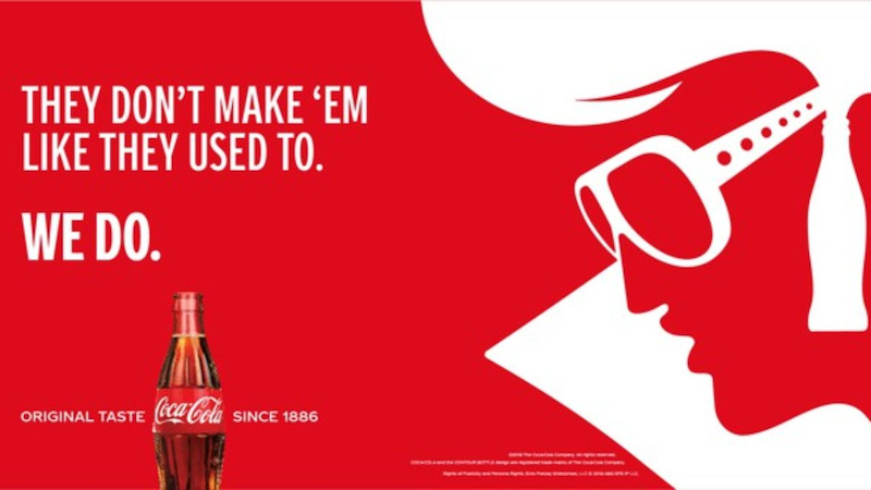 branding and advertising coca cola ad