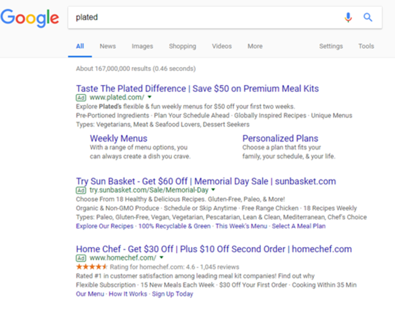 broad brand search