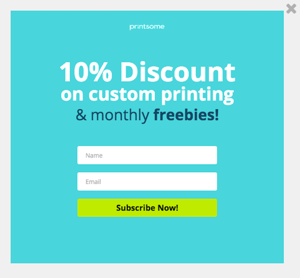 call to action examples for email newsletter signups printsome