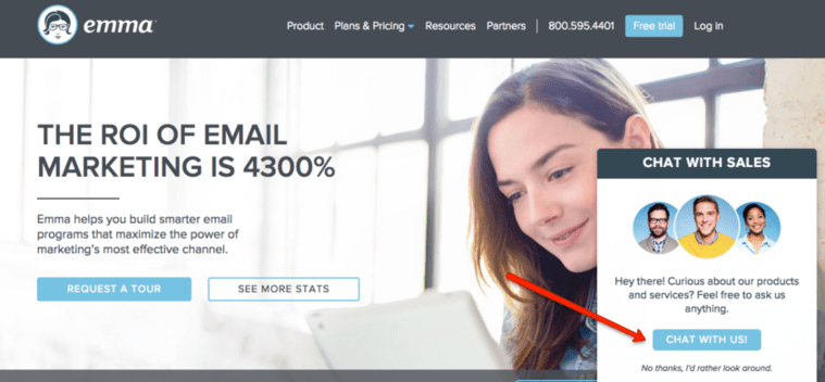 Landing Pages for Lead Generation