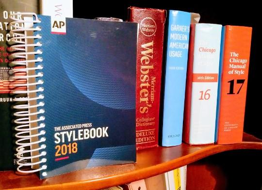image of style books