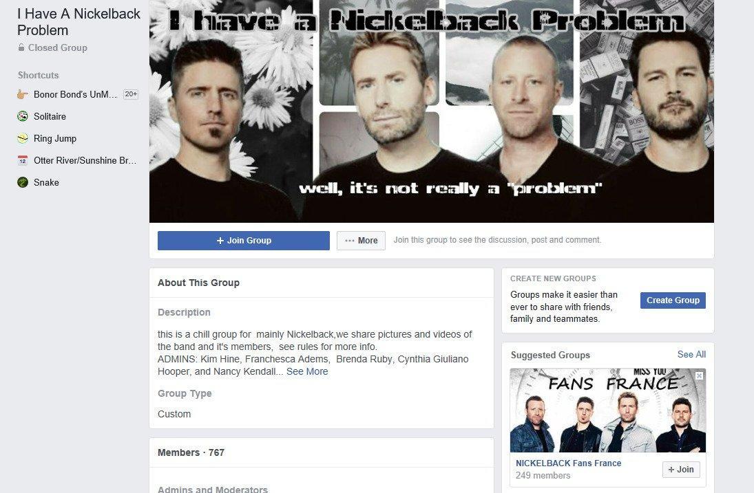 nickelback-create-facebook-group