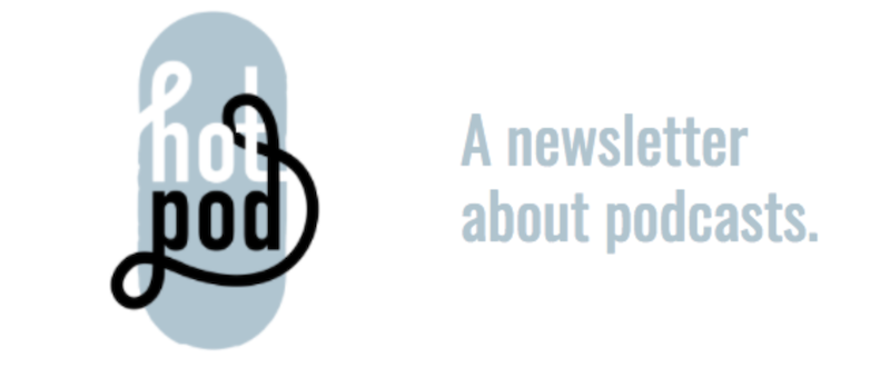 creative newsletter names hotpod